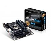 Gigabyte GA-B85M-D3H placa base LGA 1150 (Zócalo H3) Intel® B85 Micro ATX