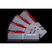 DDR4 64GB (4x16GB), DDR4 3200, CL15, DIMM 288-pin, G.Skill Trident Z F4-3200C15Q-64GTZ, 36mj