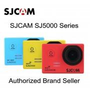SJCAM SJ5000 Series SJ5000X Elite & SJ5000 WIFI & SJ5000 2,0 'TFT LCD acción casco deportes DV Cámara impermeable cámara Original(#Blanco)(#SJ5000 WiFi)