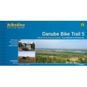 Fietsgids Bikeline Danube Bike Trail 5 (Engels - Donau Radweg) | Esterbauer