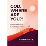 God, Where Are You?!: Finding Strength and Purpose in Your Wilderness, Paperback/John Bevere