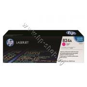 Тонер HP 824A за CP6015/CM6030, Magenta (21K), p/n CB383A - Оригинален HP консуматив - тонер касета