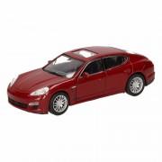 Porsche Speelgoed rode Porsche Panamera S auto 12 cm