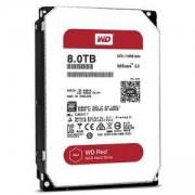 Твърд диск HDD 8TB SATAIII WD Red 128MB for NAS (3 years warranty), WD80EFZX