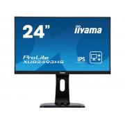 Монитор Iiyama ProLite XUB2493HS-B1 Black