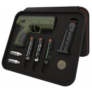 Byrna HD Ready Pepper Pistol Kit - Green