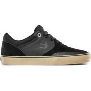 Etnies Marana Vulc Skate Skor (Black/Gum/Silver)