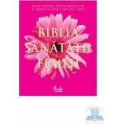 Biblia sanatatii femeii