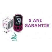 VetMate glucometru uz veterinar (caini si pisici) + 100 teste + 100 ace