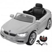Детска кола BMW с акумулаторна батерия и дистанционно, бяла