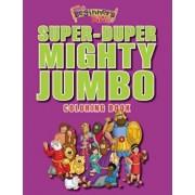 The Beginner's Bible Super-Duper, Mighty, Jumbo Coloring Book, Paperback/Zondervan