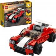 LEGO Creator 3en1 31100 Auto Deportivo (134 piezas)