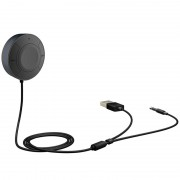 Universal Bluetooth Hands-Free Car Kit with 3.5mm Plug