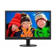 """Monitor TFT, Philips 18.5"""", 193V5LSB2/10, 5ms, 10Mln:1, 1366x768"""