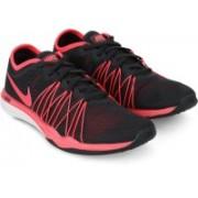 Nike WMNS NIKE DUAL FUSION TR HIT Gym & Training Shoes For Women(Black)