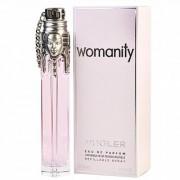 Thierry Mugler Womanity - Refillable Eau de Parfum da donna 80 ml