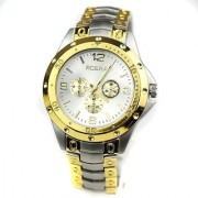 S52 Fashion Brand Men Full Stainless Steel Watch Rosra