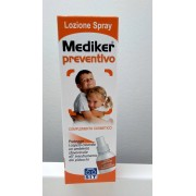 SIT LABORATORIO FARMAC. SRL Mediker Preventivo Spray 100ml