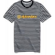 Alpinestars Studio T-Shirt Schwarz Weiss XL