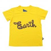 【セール実施中】半袖Tシャツ Tee WES17K02-5715 YEL