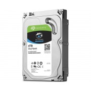 """4TB 3.5"""" SATA III 64MB ST4000VX007 SkyHawk Surveillance HDD"""