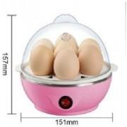 Kavid Egg Cooker Egg Boiler Poacher steamer fryer- Stylish 7 Egg Cooker Egg Cooker(Multicolor, 7 Eggs)