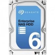 Твърд диск, SEAGATE HDD Server Enterprise NAS (3.5/ 6TB / 256m/ SATA/ 5400rpm), ST6000VN001