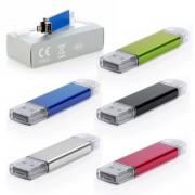 Memoria USB personalizada Micro USB y Tipo C