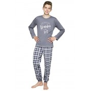 Pijama gri Miloș 146