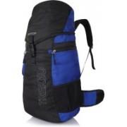 Suntop TREK 50L Travel Bag Backpacking Backpack for Outdoor Hiking Trekking Camping Rucksack(Indigo Blue) 50 L Backpack(Blue, Black)