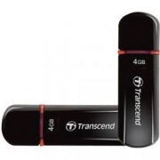 Transcend USB flash disk Transcend JetFlash® 600 TS4GJF600, 4 GB, USB 2.0, modrá