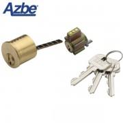 Juego de bombines para cerradura AZBE 56 ó 125 Redondo