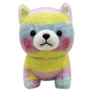 Amuse (Amuse) Amuse (Amuse) Bush Beans Three Brothers Big Stuffed Rainbow Mametaro