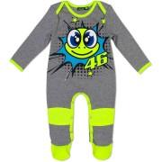 VR46 Pop Art Baby Sparkdräkten Grå Gul 36