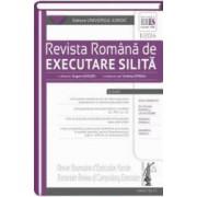 Revista Romana De Executare Silita 12014
