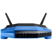 Router Wireless Linksys WRT1200AC, Smart Wi-Fi AC1200, Dual Band, 4 x 10/100/1000 Mbps, USB 3.0