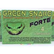 Green Snake Forte 4 db kapszula, potencianövelő, vágyfokozó Férfiaknak