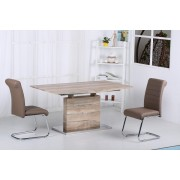 Astra Extending Dining Table Set - Dining Table With 6 Chairs