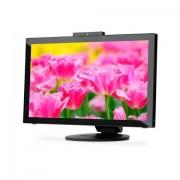 "NEC MultiSync E232WMT - Monitor LED - 23"" (23"" visível) - ecrã de toque - 1920 x 1080 Full HD (1080p) - AH-IPS - 250 cd/m² - 10"