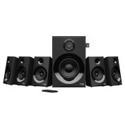 Logitech Z607 5.1 Surround Sound Speaker System With Bluetooth 980-001318