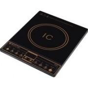 Bajaj Majesty ICX6 WOV Plus Induction Cooktop(Black, Push Button)