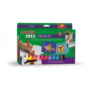 Set pictura copii ALPINO Crea + 3D Paint