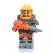 LEGO Minifigures Series 12 Space Miner Construction Toy