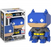 Funko Pop Batman 8-bit Exclusivo Nycc 2017 Fall Convention