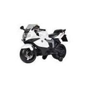 Moto Elétrica 6v Bmw K1300 Branca 2627 Bandeirante