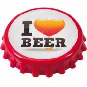 Kapsylöppnare, I love beer