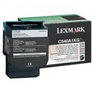 Тонер касета за C540,C543,C544,X543,X544 Black Toner Cartridge 1 000 page - C540A1KG