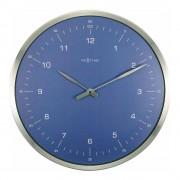 NeXtime 60 Minutes Väggklocka 33 cm Blå