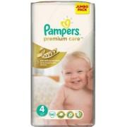 Scutece PAMPERS Premium Care 4 Maxi Jumbo Pack 66 buc