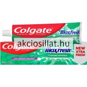 Colgate Max Fresh Cooling Crystals Fogkrém Clean Mint 100ml